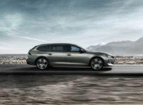 Nuevo Peugeot 508 SW, incluso más atractivo que la versión berlina