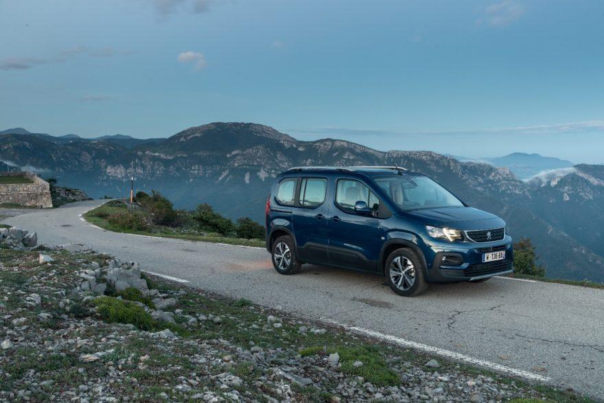La nueva Peugeot Rifter comienza su comercialización en España desde 17.800 euros