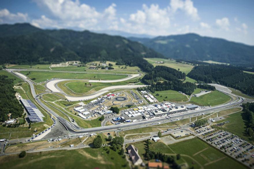 Red Bull Ring es el Circuito en el que se corre el GP de Austria 2018