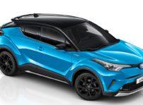 El nuevo Toyota C-HR Hybrid comienza su comercialización en España a partir de 25.050 euros