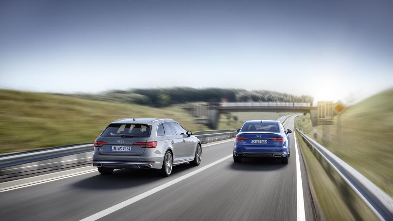 Audi A4 y A4 Avant 2019