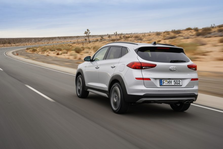 """El nuevo Hyundai Tucson incluirá un nuevo motor """"mild-hybrid"""" diésel en su oferta"""