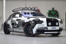 ¿Quieres hacerte con un Rolls-Royce Wraith muy exclusivo? Pues estás de suerte, ya que Jon Olsson vende el suyo