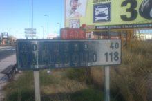 La mala señalización en las carreteras provoca que el 73% de los conductores cometa infracciones