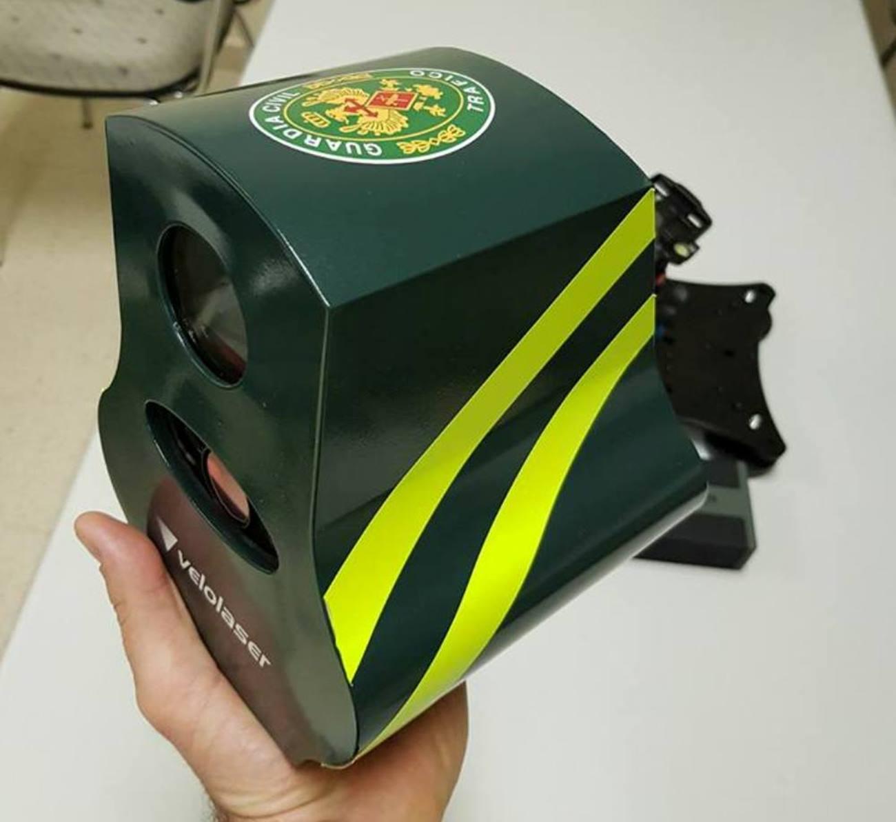 mini radares de la dgt