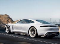Porsche Mission E, Porsche Taycan