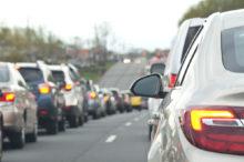 Uso del intermitente: el 45% de los españoles no los usa al circular por autopistas