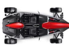Ariel Atom 4, nueva generación y nuevo motor de 320 CV procedente del Honda Civic Type R
