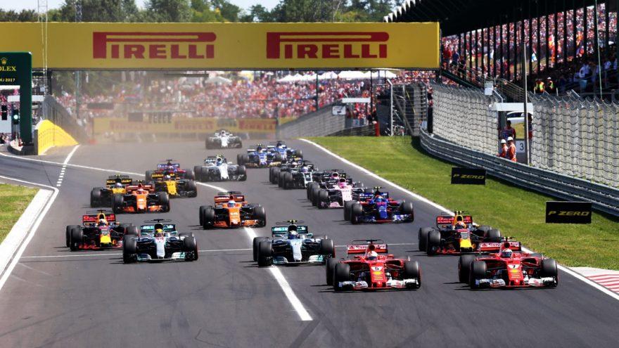 El año pasado los Ferrari dominaron el Gp de Hungría
