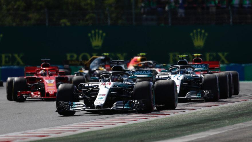 Hamilton se llevó la victoria en el GP de Hungría