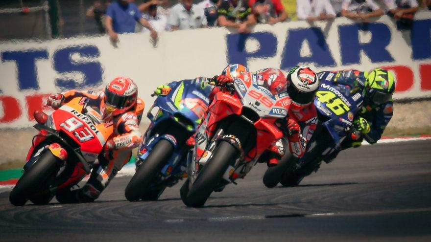 Márquez ganó una vibrante carrera de MotoGP en Assen