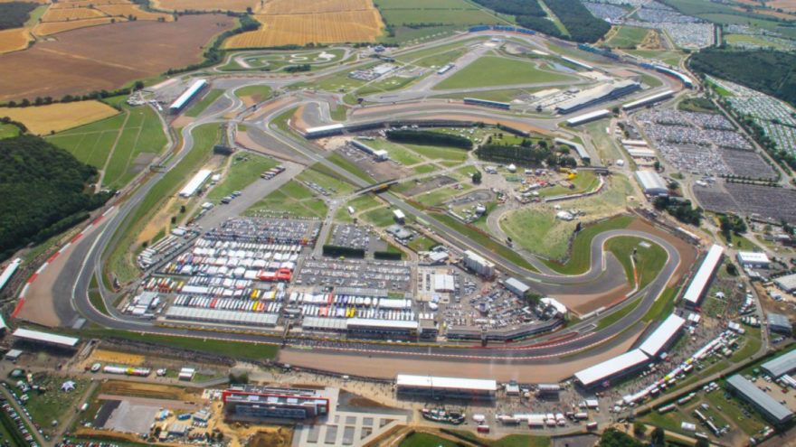 Silverstone es el circuito en el que se corre el GP de Gran Bretaña