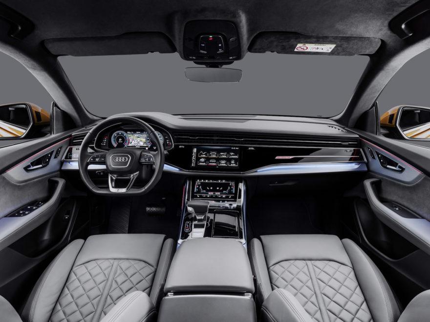 El nuevo Audi Q8 ya puede ser pedido a un precio de salida de 84.840 euros en España