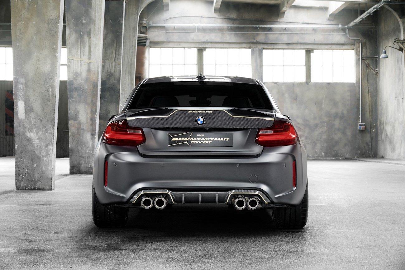 BMW M2 Performance Parts Concept
