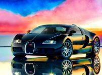Bugatti Veyron Cambio Aceite 1