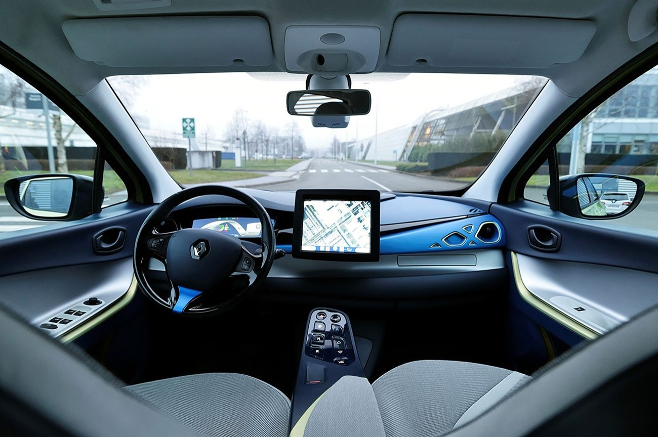 coches autonomos carglass