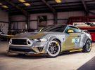 Ford Mustang GT Eagle Squadron: subasta de este monstruoso coche único