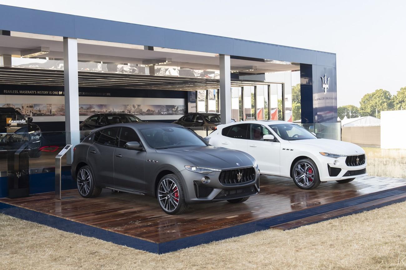 Maserati GTS Levante Premiere