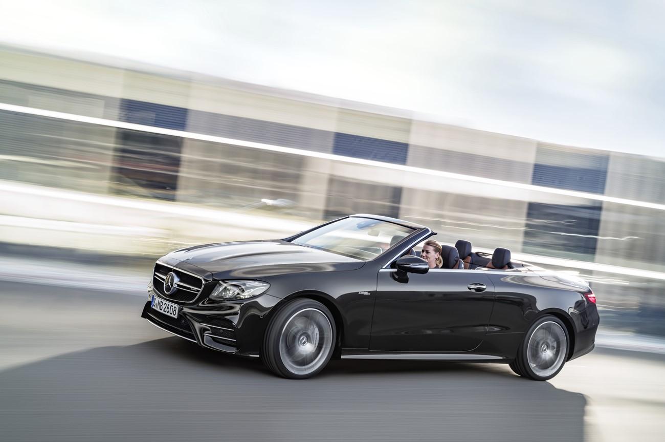 Nuevo Mercedes AMG 53 y Clase E