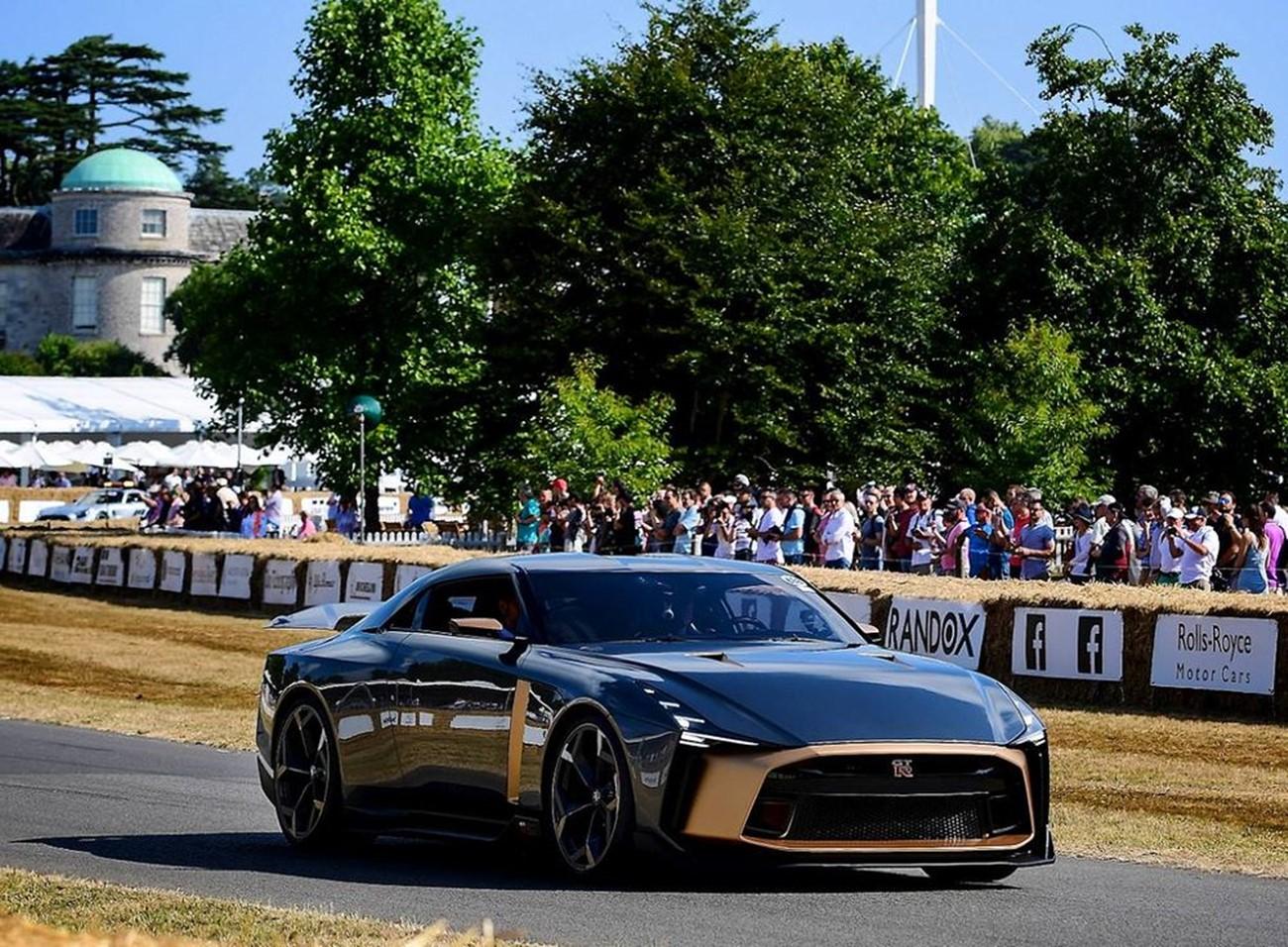 Nissan GT-R50 de italdesing