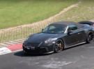 El Porsche 911 Speedster ya comienza a rugir por Nürburgring y es impresionante
