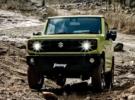 El nuevo Suzuki Jimny ya ha hecho contacto con la tierra y así de bien se mueve en su terreno