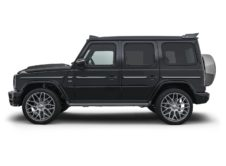Brabus G500 lateral