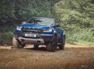 El Ford Ranger Raptor llega a Europa y será presentado en la Gamescom