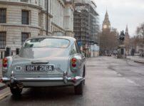 Aston Martin DB5 recuperado