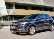 El Honda HR-V da a conocer sus primeros detalles antes de su comercialización en octubre