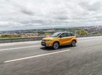 El Suzuki Vitara se actualiza con pequeños detalles y nuevos motores