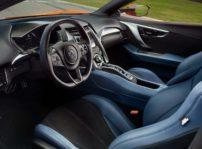 Acura NSX 2019 interior
