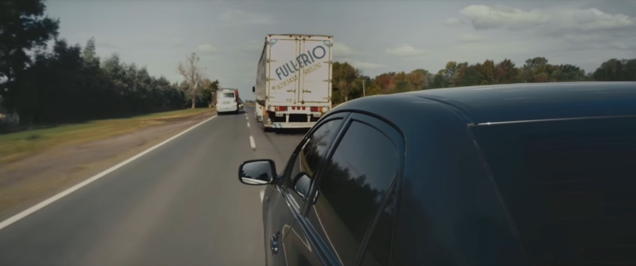 Adelantamiento a camiones