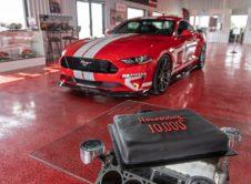 Ford Mustang Heritage Edition, el regalo de 820 CV de Hennessey Performance