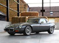 jaguar E-Type series 3 Restomod