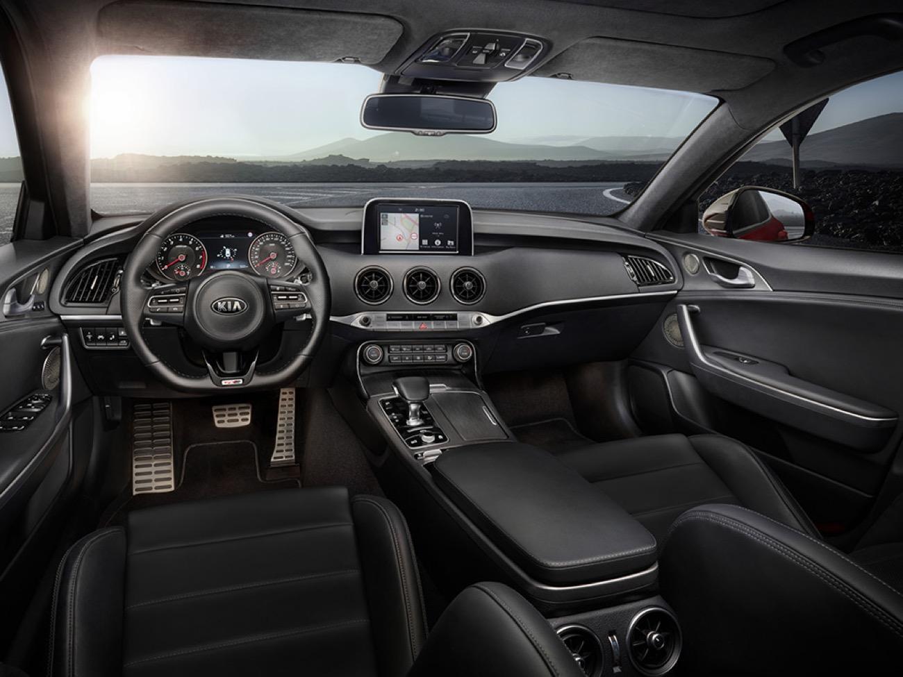 KIA Stinger V6 GT
