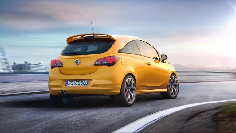 El Opel Corsa GSi llega a España desde 21.500 euros