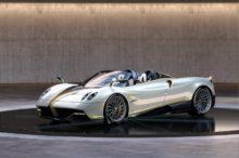 Pagani podría estar desarrollando un superdeportivo completamente eléctrico