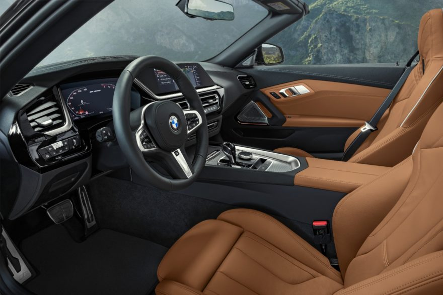 BMW Z4, así queda configurada la gama de motores del nuevos roadster de la marca alemana