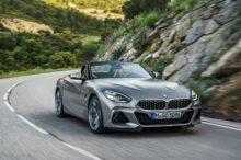 Puristas, respirad tranquilos: el BMW Z4 contará con cambio manual