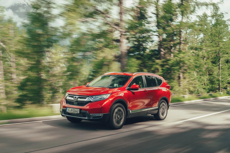 El nuevo Honda CR-V llega a España con el motor 1.5 VTEC Turbo desde 29.900 euros
