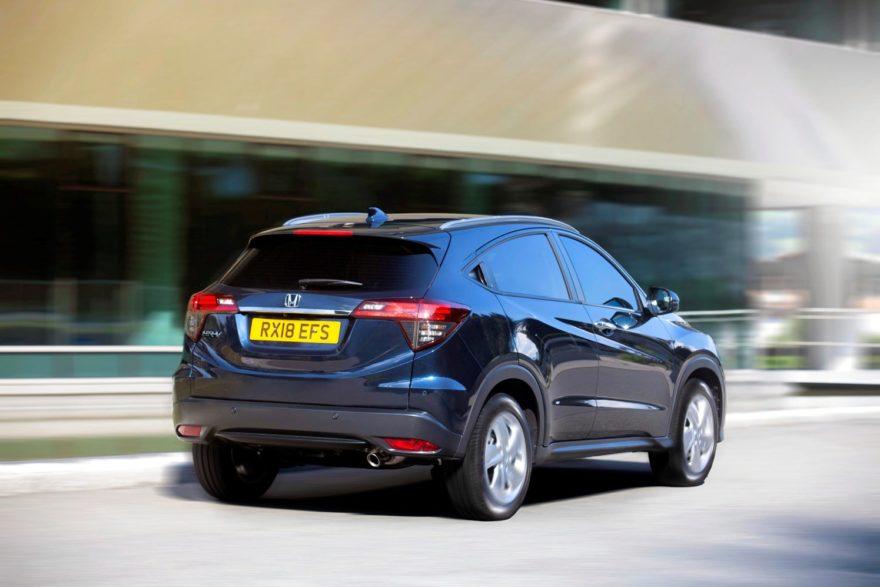 El nuevo Honda HR-V llegará a España en octubre a partir de 22.350 euros
