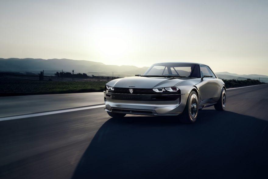 Peugeot e-Legend Concept, así es como ve la marca francesa su futuro eléctrico y autónomo