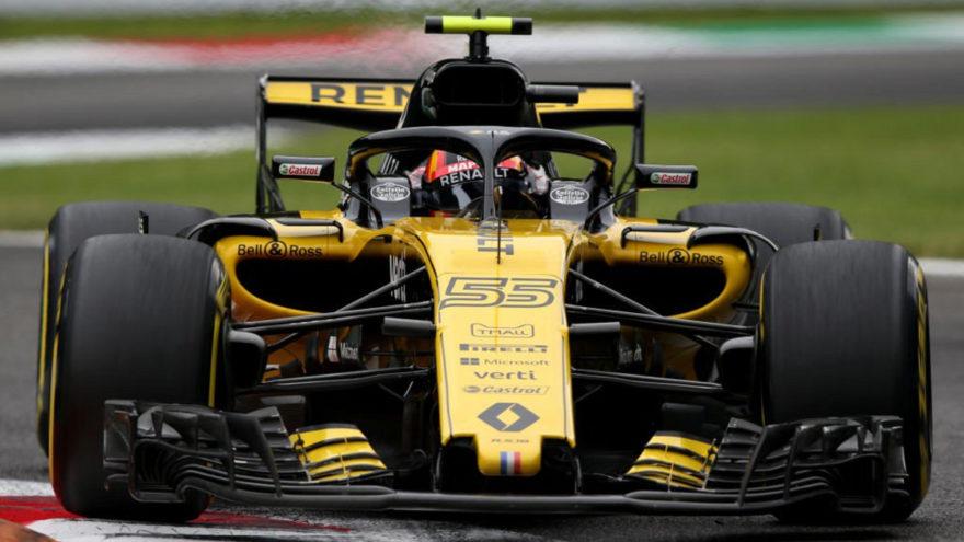 Sainz saldrá desde el séptimo puesto en el GP de Italia 2018