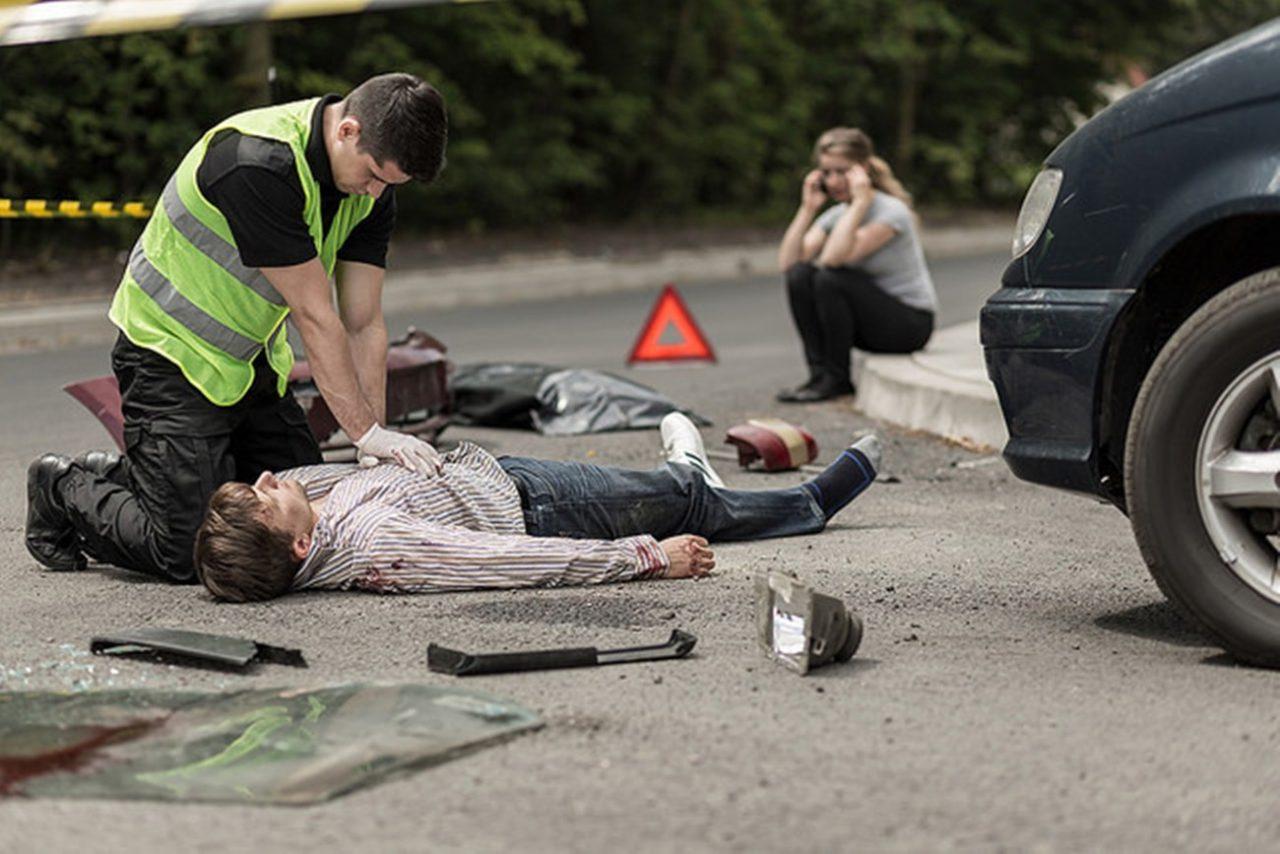 Asistencia En Accidente. Conducta Pas