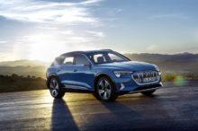 Llega el Audi e-tron, el primer paso de la ofensiva de Audi en la conquista del mercado eléctrico