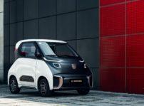 Baojun E200 coche eléctrico china