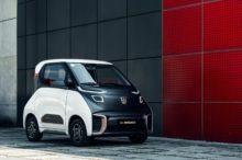 Este es el Baojun E200 y podría ser una muestra de lo que nos espera en movilidad eléctrica