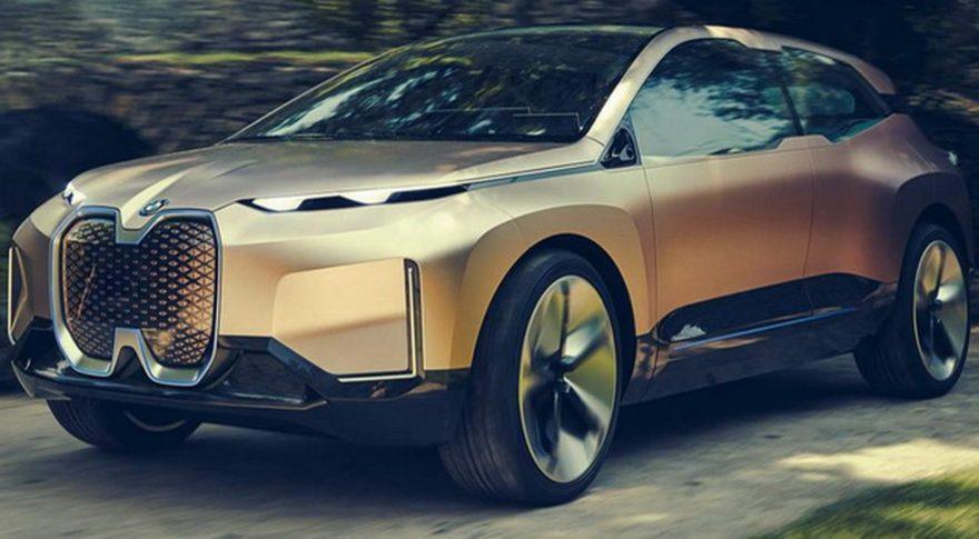 BMW Vision i-Next Concept