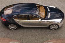 Bugatti podría estar desarrollando un hermano del Chiron de cuatro puertas